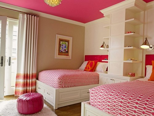 Красивый интерьер спальни - оригинальные фото идеи, как обустроить спальню