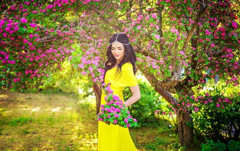 Letniye-platya-v-pol Летние платья 2019: модные платья лето
