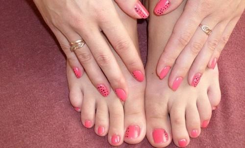 Модный розовый маникюр - нежные и яркие идеи розового маникюра