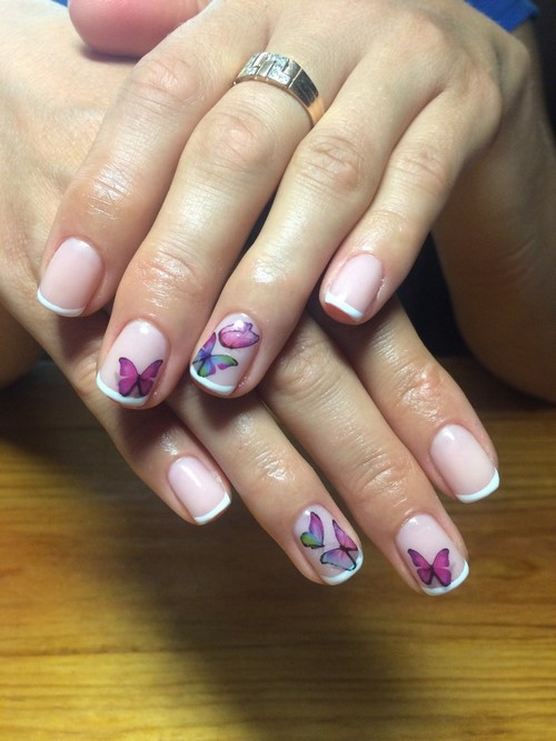 Какой модный весенний дизайн ногтей сделать: фото идеи