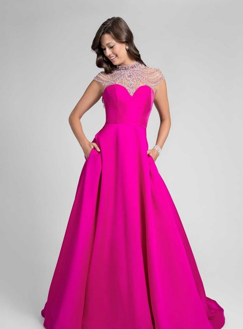 Самые красивые платья на выпускной - изумительные фото идеи выпускного наряда