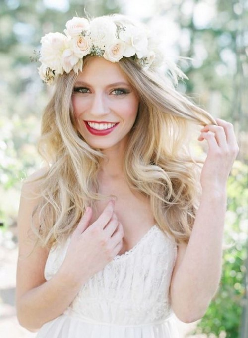 Выбираем свадебные прически. Самые красивые свадебные прически на разную длину волос