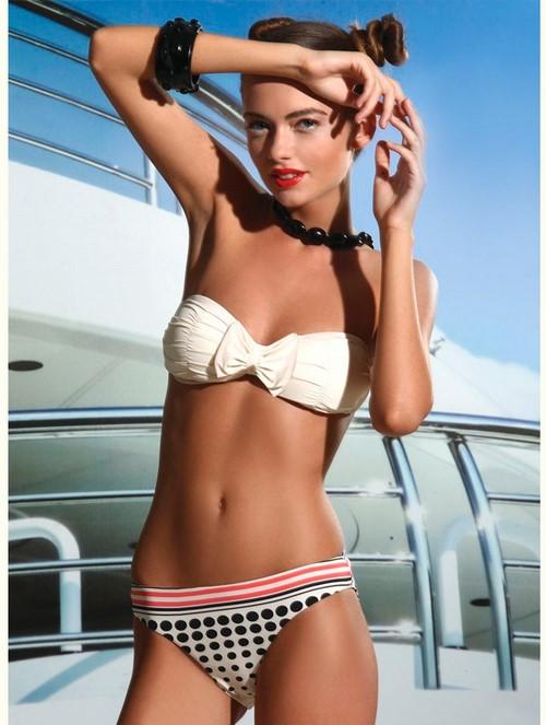 Хотите модный купальник? Раздельные купальники - фасоны, новинки, тренды