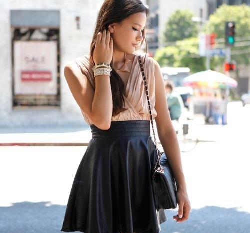 Модные юбки колокол: фасоны, новинки, фото идеи с чем носить