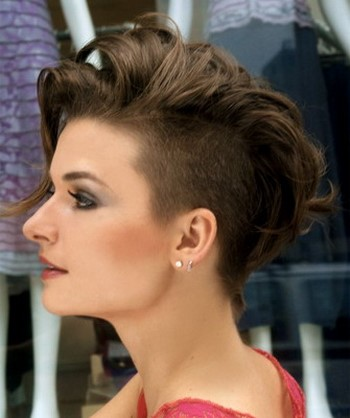 Модные женские стрижки с асимметрией: фото, идеи, новинки