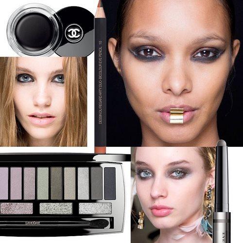 Модный макияж осень-зима 2019-2020: тенденции, фото примеры