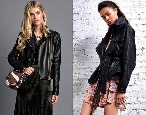 647992aba76e Модные куртки для женщин 2018-2019  лучшие модели от известных дизайнеров