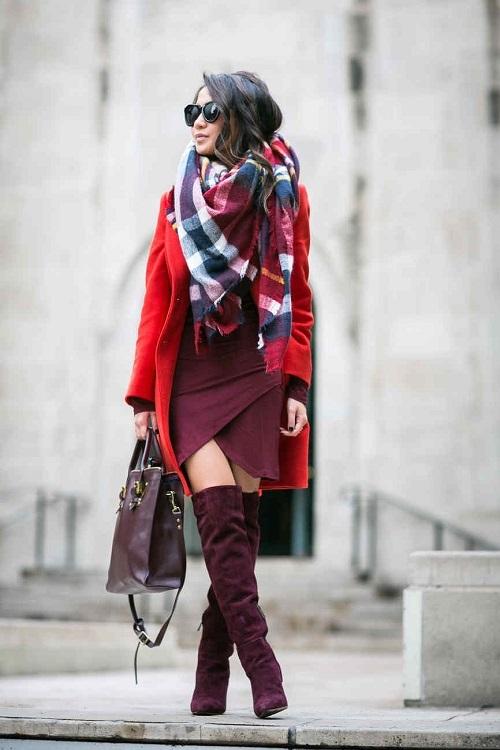 8d7cf3177037 С чем носить модные пальто  фото подсказки создания практичных и стильных  луков