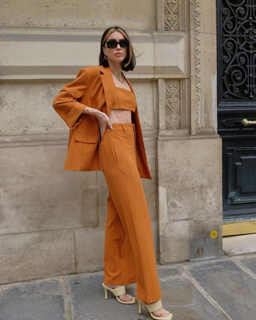 Что носить осенью: модная осенняя одежда - фото идеи