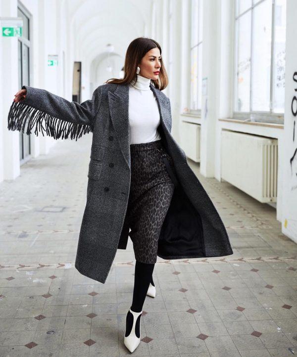 Женские пальто весна 2019 года модные тенденции 100 фото