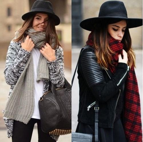 Модные шарфы 2019 года. Тенденции и тренды изоражения