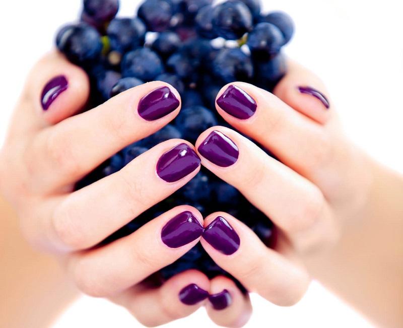 manikyur-shellak Дизайн ногтей шеллак: 100 лучших фото нейл-арта в разных цветах и стилях