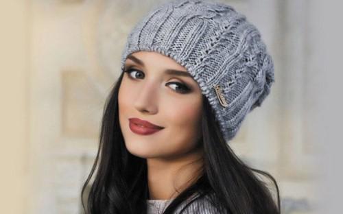 модные шапки 2019 2020 модные женские шапки осень зима фото