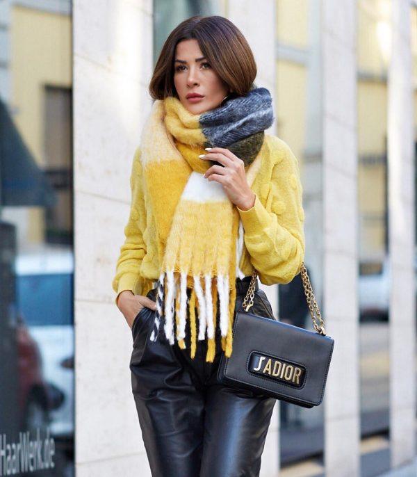 shapki-14 Красивые и модные шарфы 2019-2020