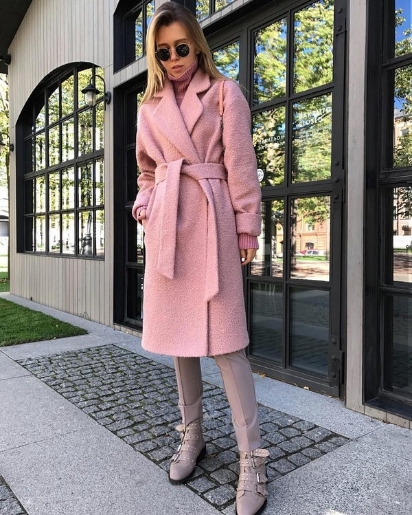 Модные зимние луки - фото, стильные идеи, что носить зимой