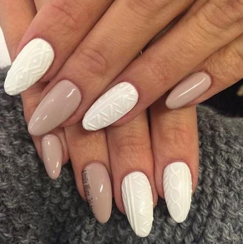 Какая модная форма ногтей? Модные формы ногтей - фото идеи