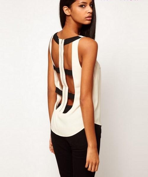 2a267e7b9a851 Дизайнеры позаботились о том, чтобы удивить представительниц прекрасного  пола классическими и неординарными решениями кроя в создании футболок.
