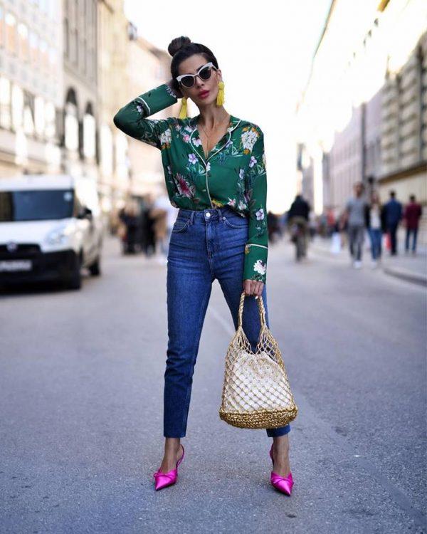 Мода 2019: 28 весенних образов в 2019 году