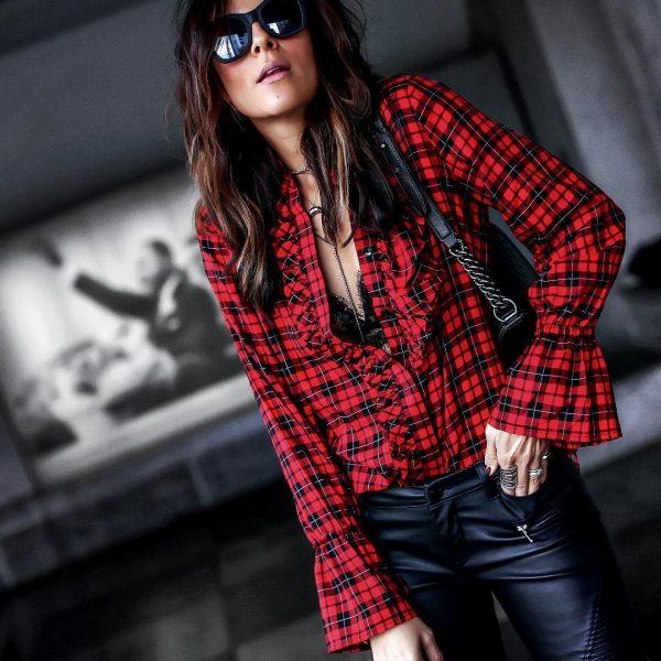 Модные женские рубашки 2019-2020: красивые модели и фото-тренды