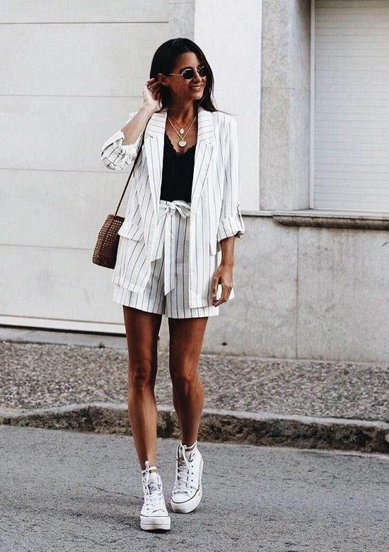 Стильная одежда весна-лето 2021. Идеи образов. Фасоны. Тренды