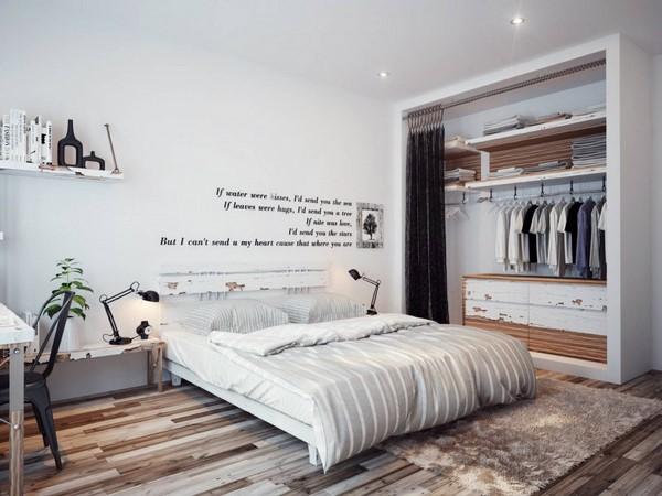 Красивый дизайн спальни. Фото идеи, как обустроить спальню со вкусом